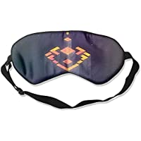 Sleep Eye Mask Abstract Space Lightweight Soft Blindfold Adjustable Head Strap Eyeshade Travel Eyepatch E15 preisvergleich bei billige-tabletten.eu