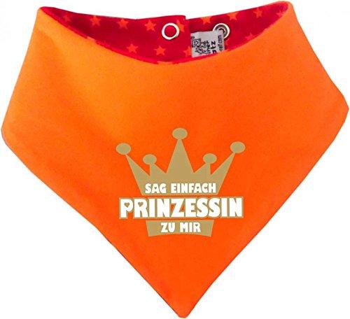 Évolue bébé et enfant-foulard réversible avec étoiles sag facile princesse zu mir in designs/4 et tailles 36 mois - Rouge - 9 mois