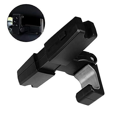 shuaixiao858 Soporte para tel fono Multifuncional con Soporte para reposacabezas Almacenamiento en el Respaldo del Asiento Bo