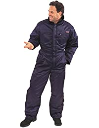 0375 Planam Gletscher Comfort Overall, marine