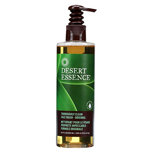 Desert Essence Thoroughly Clean Face Wash 235 ml