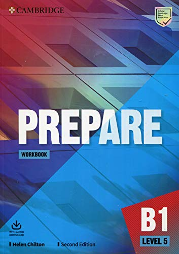 Prepare Level 5 Workbook with Audio Download 2nd Edition (Cambridge English Prepare!)