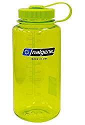 Spring Green : Nalgene Everyday Triton Wide Mouth 32oz Bottle - 2 Pack
