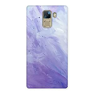 Neo World Texture Back Case Cover for Huawei Honor 7