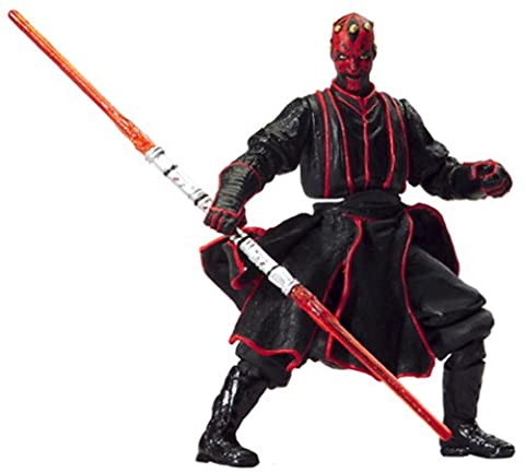 STAR WARS DARTH MAUL FIGURE - Sith training outfit [Toy]