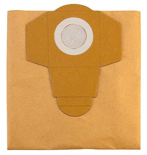 Einhell 2351152 Sacchetti per Aspiratutto Carta 5 Pezzi 20 L Beige
