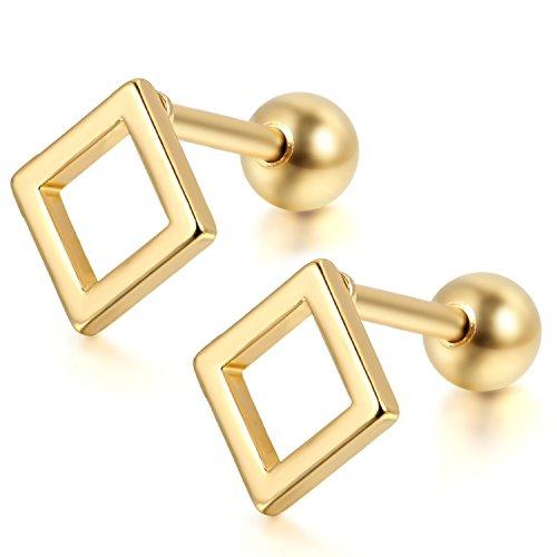 flongo-edelstahl-gestut-stecker-ohrringe-ohrstecker-ohrhanger-fake-plug-fakeplugs-gold-golden-taper-