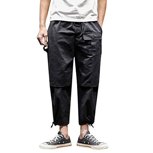 Setsail Hip Hop Terry der neuen Art- und WeiseHerren beiläufige Straßen-Sport-Strahln-Fuß-Harem-Hosen Trainingshose - Verstellbare Taille Smoking Hosen