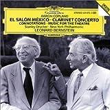 Copland: El Salon Mexico; Clarinet Concerto; Music for the Theatre