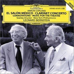 Preisvergleich Produktbild El Salon Mexico / Klarinettenkonzert
