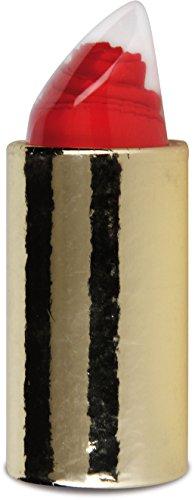 BORSA SHOPPING IN POLIESTERE ripiegabile in astuccio di cartoncino a forma di rossetto 36x41 cm. Colore Rosso Rosso Comprar Barato Con Paypal uaEd8DEP