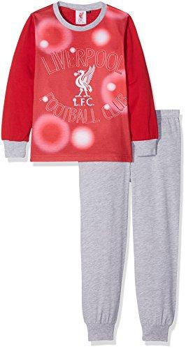Aykroyd's Boys Liverpool Pj, Conjuntos de Pijama para Niñas, Multicoloured...