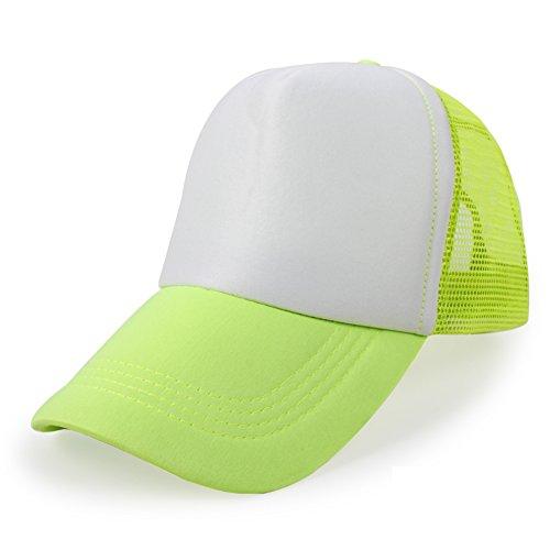 Hut/Cap Frühling koreanischen Männer/Damen Baseballcap/ Mesh Cap Benn/ Millinery Sommer Gezeiten-A One (Kostüme Herr Benn)