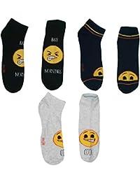 060fe82d20 Emoji Iconic - Calcetines cortos - para hombre