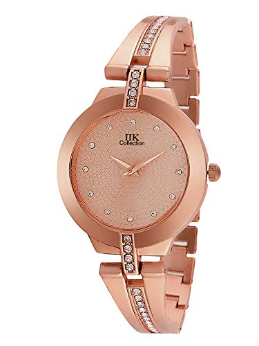 IIk Collection Watches Analogue Rosegold Dial Women's Watch