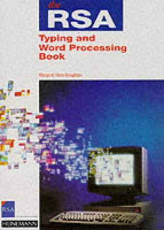 R.S.A. Typing and Word Processing Book (Typing Software Free)