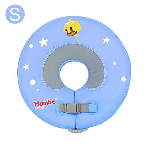 n Schwimm Reihe Frei Aufblasbare Neugeborenen Hals Cartoon Schwimmbad Spielzeug (blau, Rosa, Grün) ()