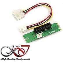 Kalea Informatique–Tarjeta M2PCIe (M.2NGFF) a un puerto PCIE 4X–Para Montar Una tarjeta PCIe en un puerto M2.