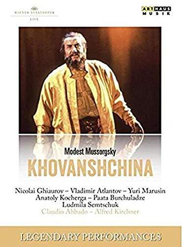 Mussorgsky: Khovanshchina Legendary Performances [DVD]