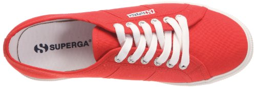 Superga 2950 Cotu, Baskets mode mixte adulte Rouge (Red)