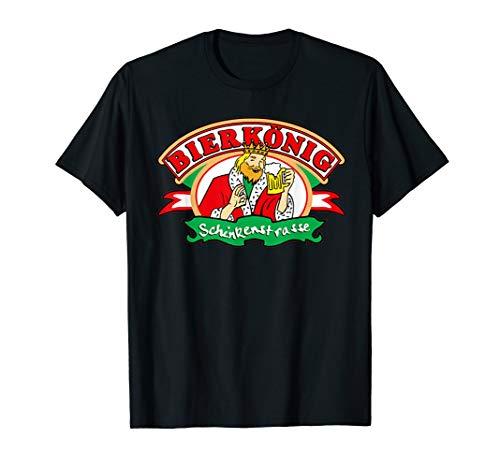 Bierkönig Herren T shirt HOT