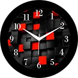 KK Craft Analog Wall Clock for Home Fancy