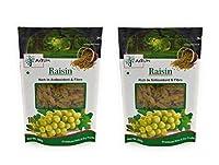 Axium Combo 500gm Each (Pack of 2) Raisins