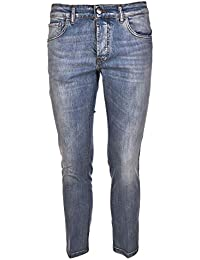 02b5ee67f8d3f ENTRE AMIS Jeans Uomo PP188177206L3170405 Cotone Blu