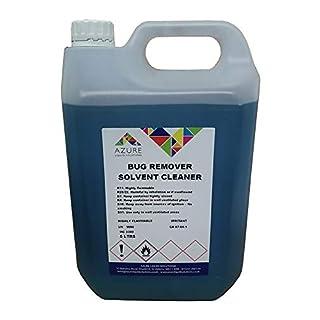 Azure Insektenentferner Glasverkleidung Lackierwanzen Teer Vogel Kalk Lösungsmittel Reiniger – 5 l