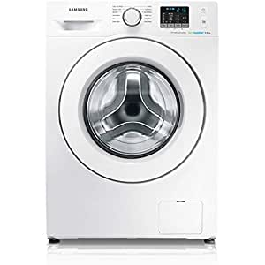 Samsung WF80F5E0W2W Lave-linge Ecobubble A+++ 1200 trs/min Blanc Capacité 8 kg