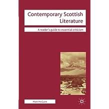 Contemporary Scottish Literature (Readers' Guides to Essential Criticism)