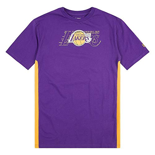 A NEW ERA Camiseta NBA Los Angeles Lakers Oversized