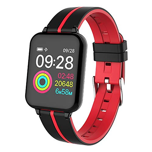 Deportivo For Pressure Monitoring Functional Blood And Rate Reloj Watch eimpermeable Multi Waterproof Heart Exercise Hnpyyintelligent Pedometer BoCEWxQrde