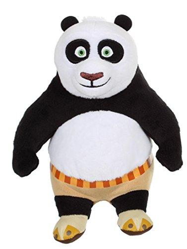 Gipsy 070638-Kung Fu Panda-Po-18cm-Mehrfarbig