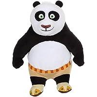 Kung Fu Panda - Peluche Po, 18 cm (Gipsy 070638)