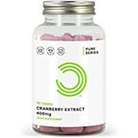 Cranberry Extract 400 mg Tablets - Pack of 90 Tablets