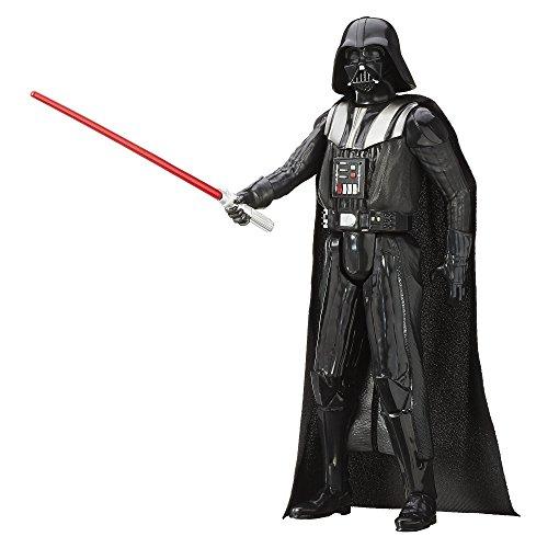HASBRO Star Wars Ep.7 Personaggi 30cm. Darth Vader B3908 B3909
