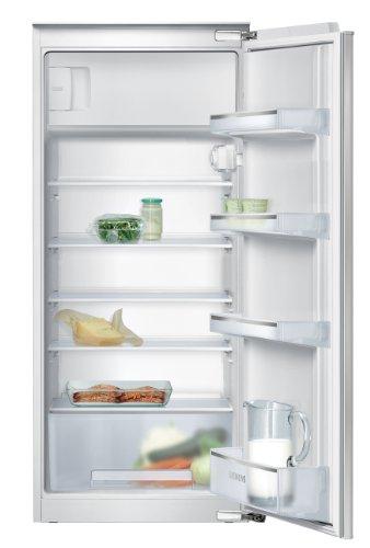 Siemens KI24LV60 iQ100 Einbau-Kühlschrank / A++ / Kühlteil: 193 L / Gefrierteil: 17 L / safetyGlass / ecoPlus / Flachschanier