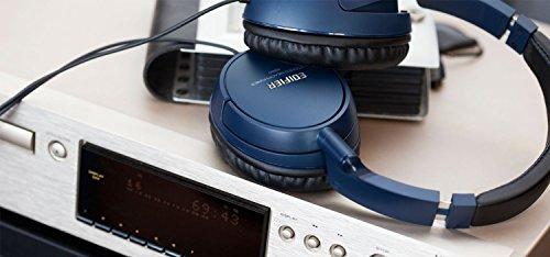 Recensione Edifier H840 Audiophile Cuffie Over-the-ear Hi-Fi con sistema di  isolamento acustico ba77149501af