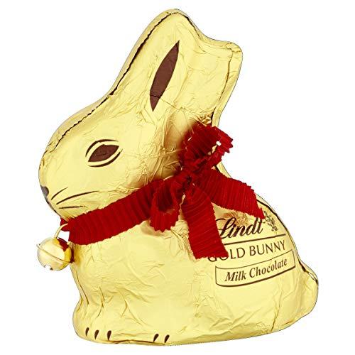 Lindt Gold Bunny Milchschokolade , 4er-Pack (4 x 100 g)