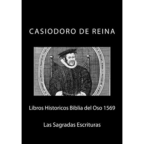 Libros Historicos Biblia del Oso 1569 (Spanish Edition) by Casiodoro De Reina (2015-03-12)