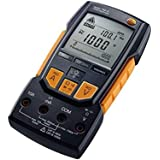 TESTO760-3 Digital multimeter V DC0,1m÷1000V V AC1m÷1000V True RMS TESTO