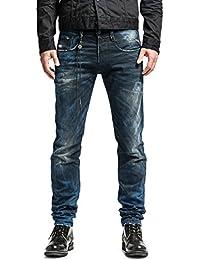 Replay Herren Slim Jeans Anbass M914
