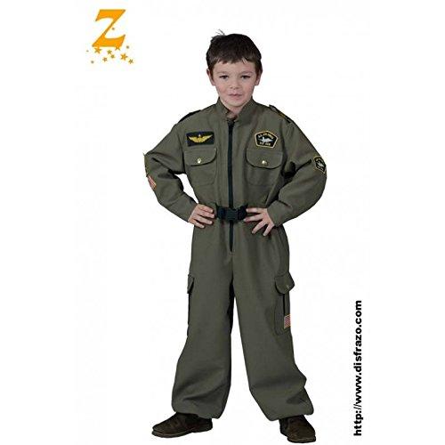 Generique - Weißes Astronaut Kostüm für Kinder 116 (6-7 Jahre)