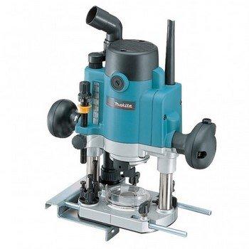Makita RP0910/1 110 V 8 mm Router - Blue