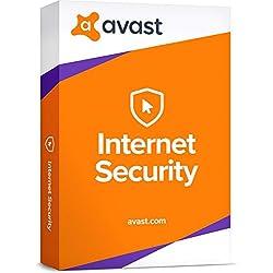 Avast Internet Security 2018 - 1 PC 1 Year (PC)