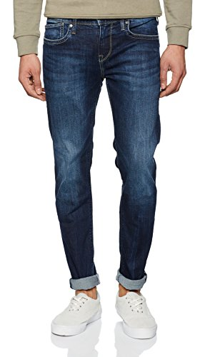 Pepe Jeans Herren Slim Jeans HATCH white (Denim Z45)