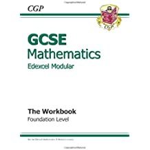 GCSE Maths Edexcel Modular Workbook - Foundation: The Workbook - Foundation Level