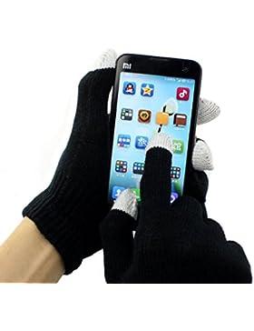 RETUROM Guantes unisex de la pantalla táctil del teléfono inteligente iPhone Los mensajes de texto de invierno...