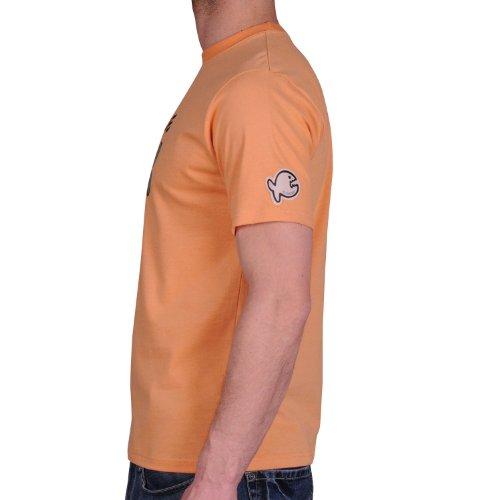 iQ-Company T-Shirt Classic Legende 2257_orange
